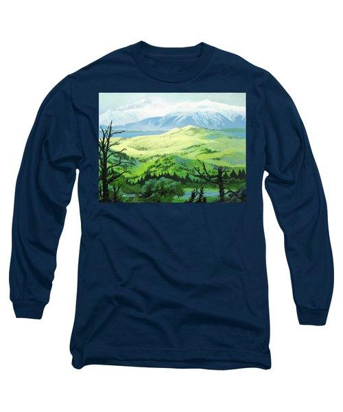 Hawk Meadows Long Sleeve T-Shirt