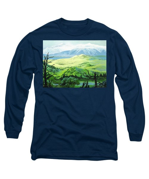 Hawk Meadows Long Sleeve T-Shirt