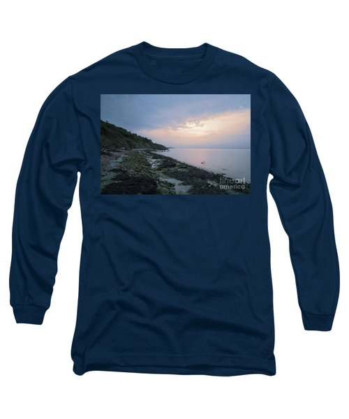 Hazy Sunset Long Sleeve T-Shirt