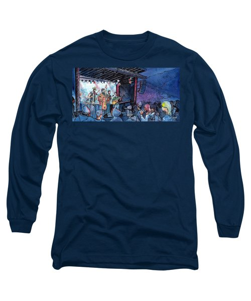 Head For The Hills At The Mish Long Sleeve T-Shirt