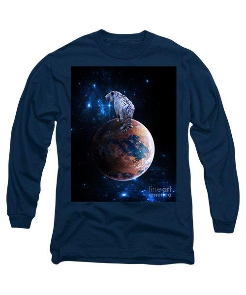 Heaven Help Us All Long Sleeve T-Shirt