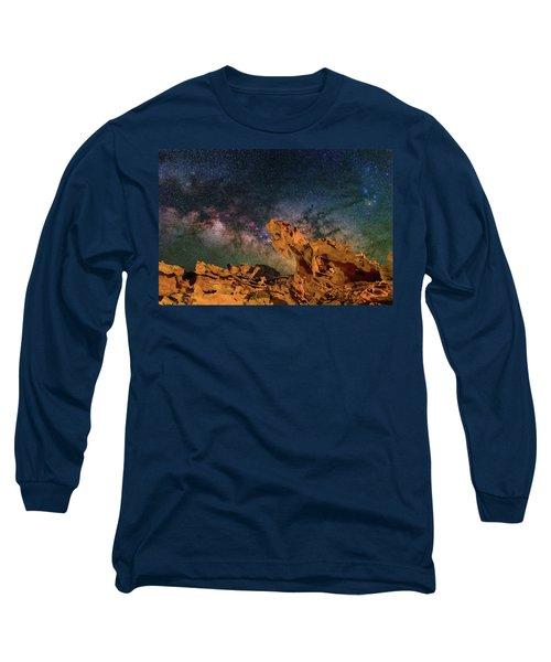 Heavenly Horses Long Sleeve T-Shirt