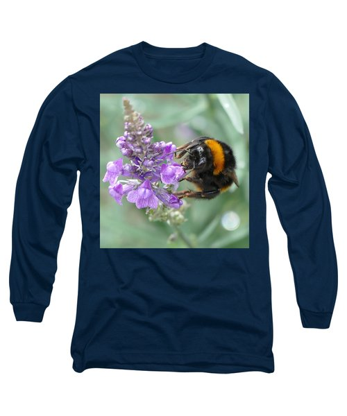 Hello Flower Long Sleeve T-Shirt