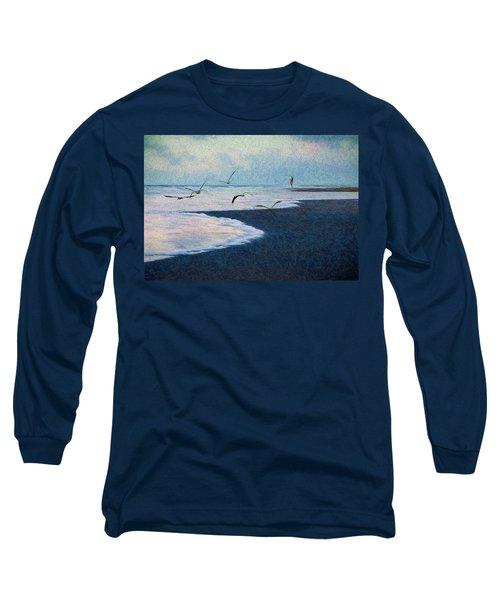 Hide Tide Long Sleeve T-Shirt