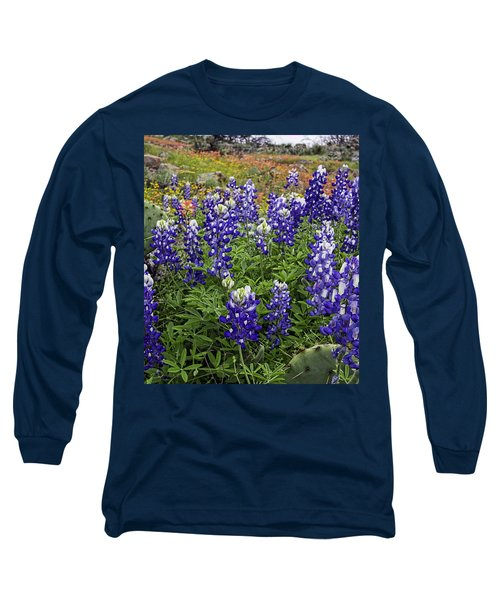 Hill Country Palette Long Sleeve T-Shirt
