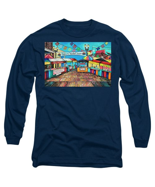 Historic Market Square Long Sleeve T-Shirt