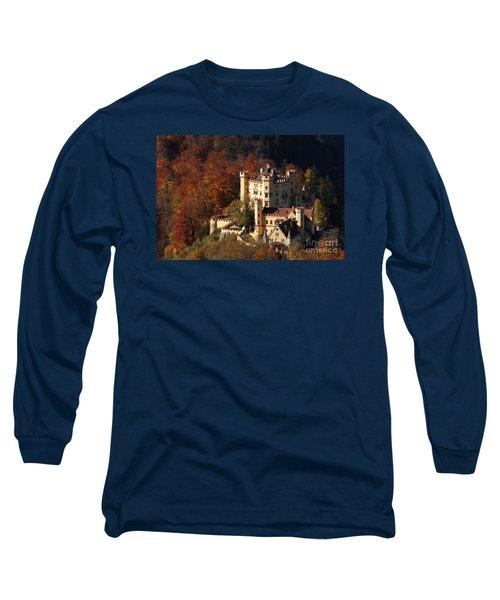 Hohenschwangau Castle 5 Long Sleeve T-Shirt