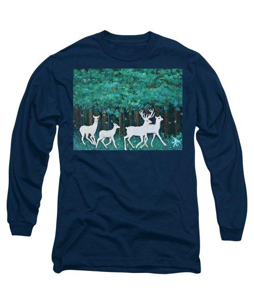 Holiday Season Dance Long Sleeve T-Shirt