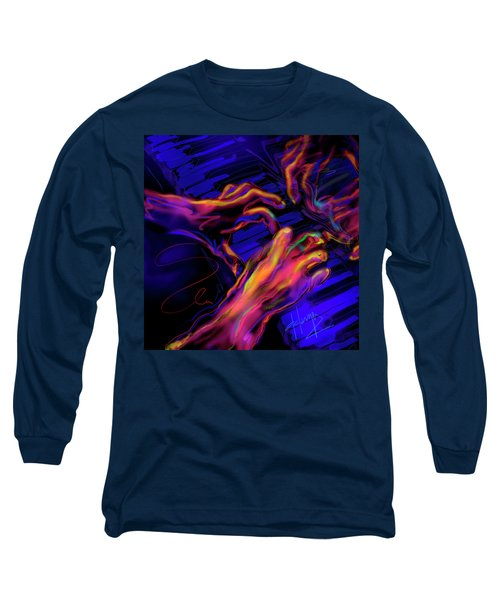 Home At Last Long Sleeve T-Shirt by DC Langer
