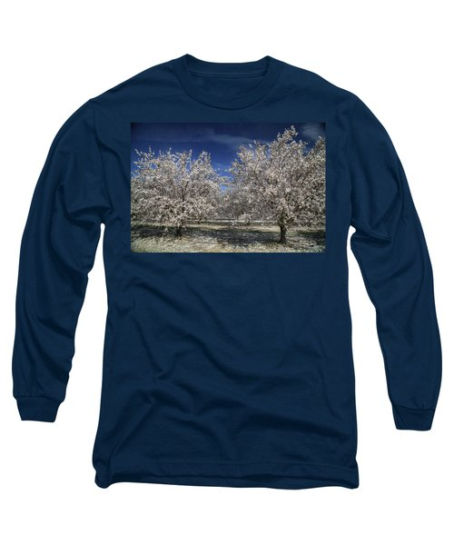Hopes And Dreams Long Sleeve T-Shirt by Laurie Search