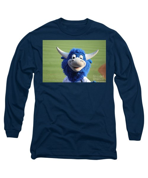 Hornsby Closeup Long Sleeve T-Shirt