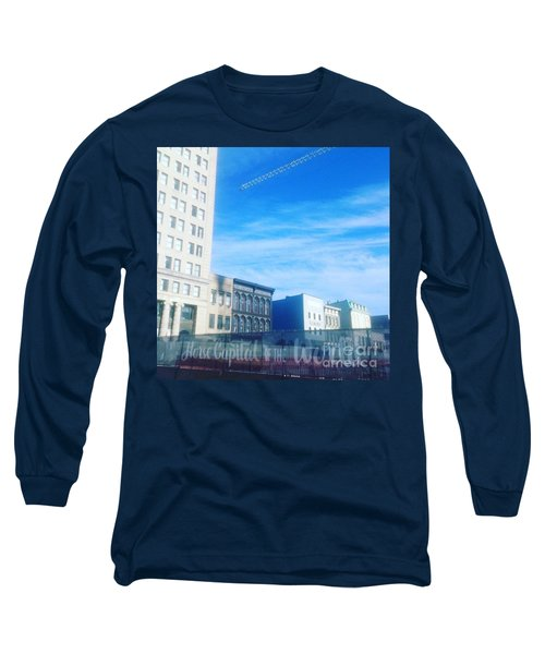 Horse Capital Of The World Long Sleeve T-Shirt