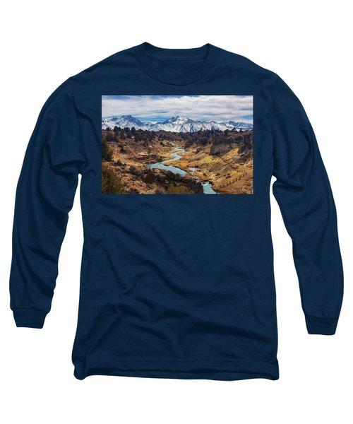 Hot Creek Long Sleeve T-Shirt