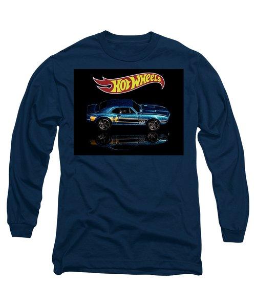 Hot Wheels '67 Pontiac Firebird 400-1 Long Sleeve T-Shirt