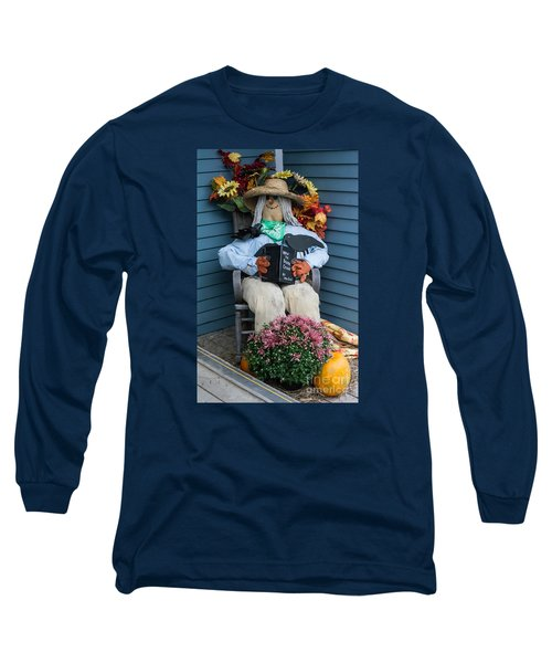 How To Scare Crows Long Sleeve T-Shirt