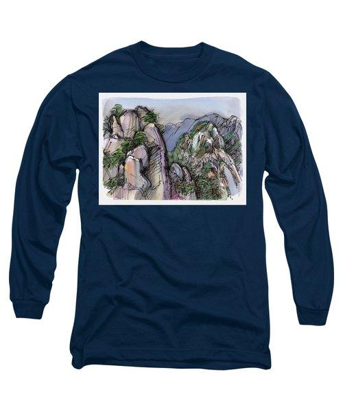 Huangshan, China Long Sleeve T-Shirt