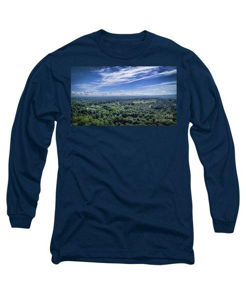 Hudson Valley View Long Sleeve T-Shirt