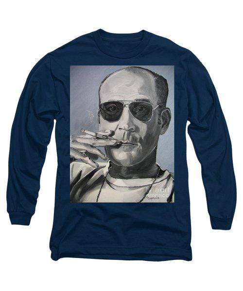 Hunter Thompson Long Sleeve T-Shirt
