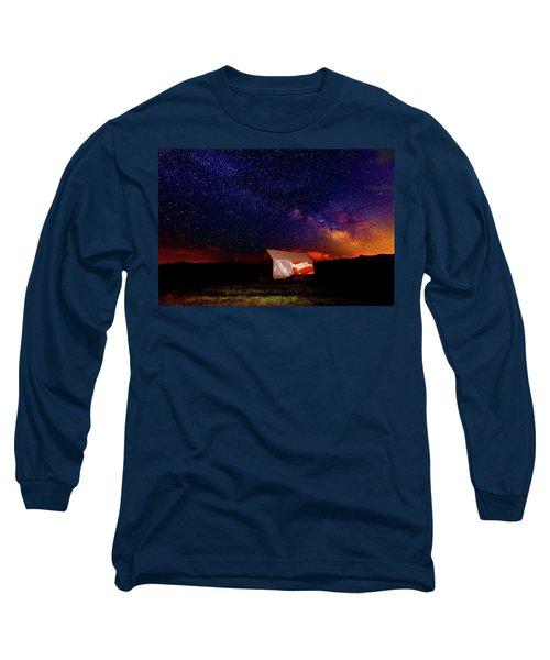 Huntsville Barn Long Sleeve T-Shirt