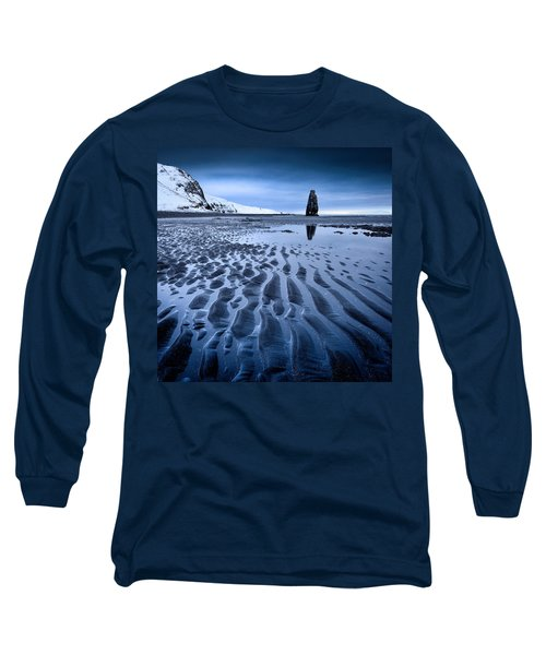 Hvitserkur, Iceland Long Sleeve T-Shirt