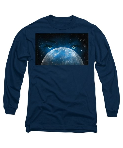 Hypnotic Long Sleeve T-Shirt by Swank Photography