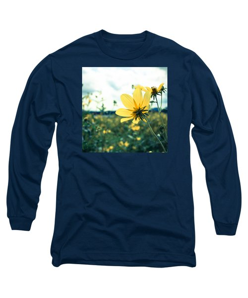 Long Sleeve T-Shirt featuring the photograph I Am Feeling Pretty Good And That Is The Truth by Wade Brooks