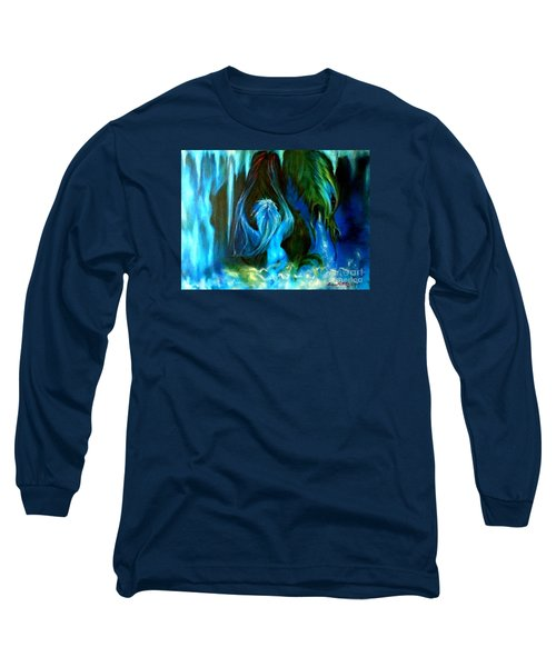 Dance Of The Winged Being Long Sleeve T-Shirt