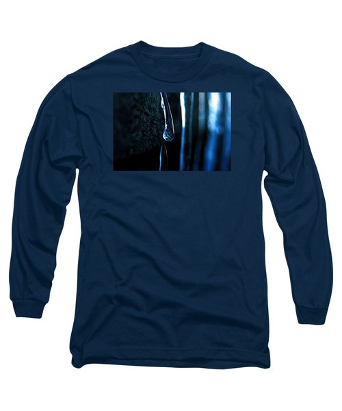 Ice Formation 09 Long Sleeve T-Shirt