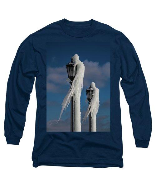 Ice Lamp Ladies Long Sleeve T-Shirt