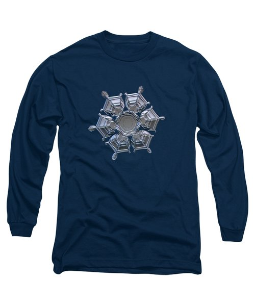Ice Relief II Long Sleeve T-Shirt by Alexey Kljatov