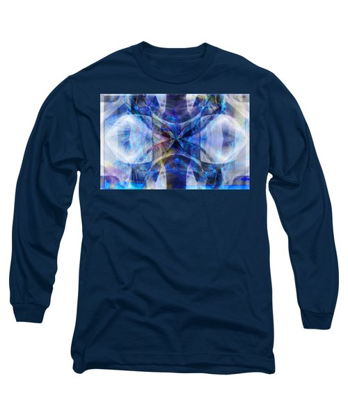 Ice Structure Long Sleeve T-Shirt