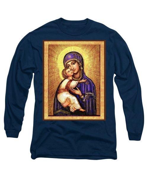 Icon Madonna Long Sleeve T-Shirt