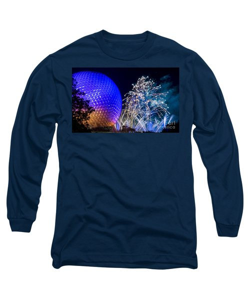 Illuminations Reflections Of Earth Long Sleeve T-Shirt