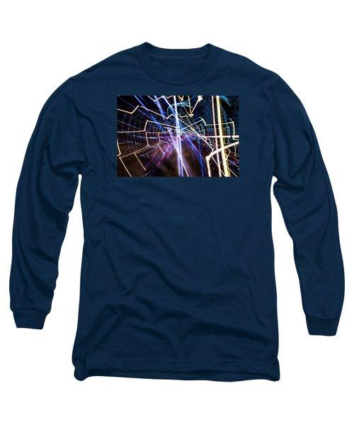 Image Burn Long Sleeve T-Shirt