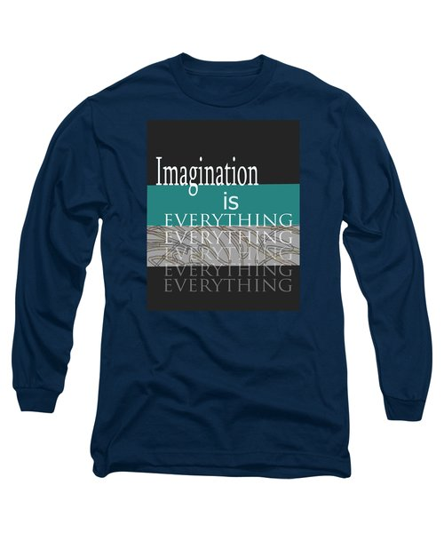 Imagination Long Sleeve T-Shirt by Ann Powell