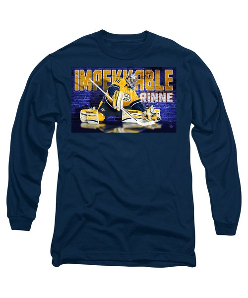 Long Sleeve T-Shirt featuring the photograph Impekkable by Don Olea
