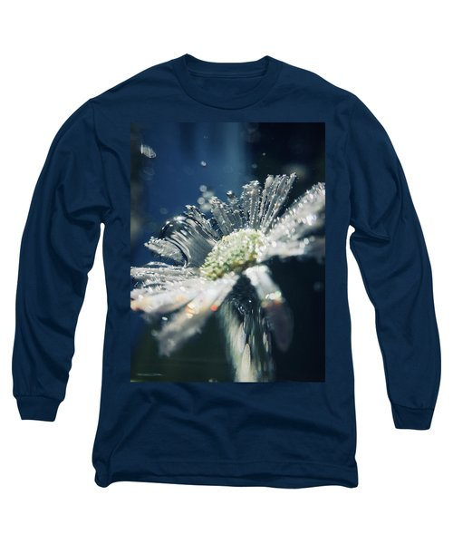 In The Big Blue Long Sleeve T-Shirt