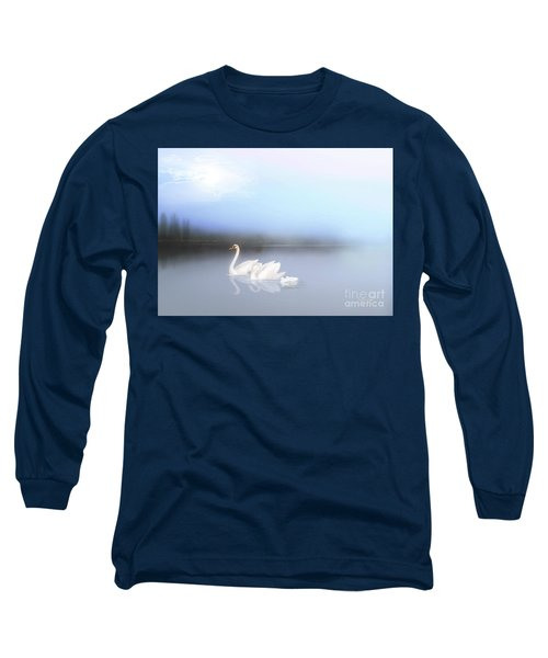 In The Still Of The Evening Long Sleeve T-Shirt
