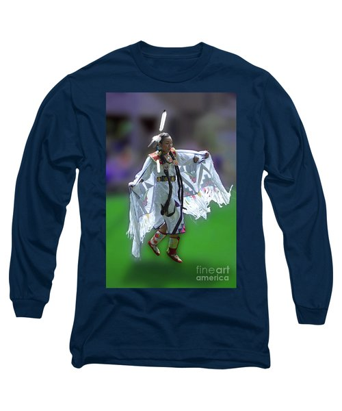 Indian Dancer Long Sleeve T-Shirt
