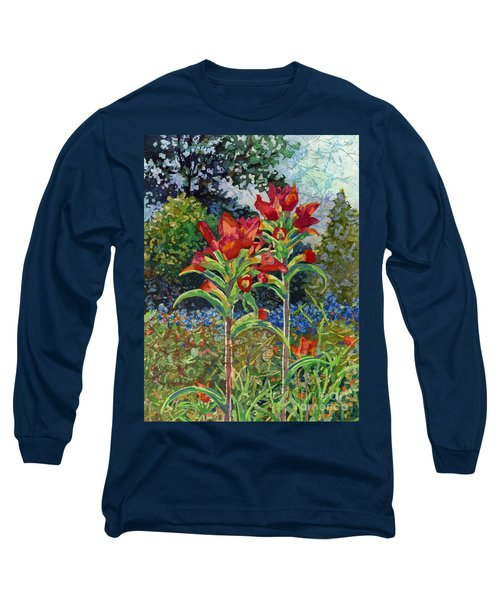 Indian Spring Long Sleeve T-Shirt