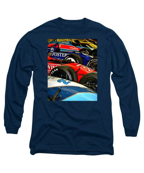 Indy Past 21170 Long Sleeve T-Shirt