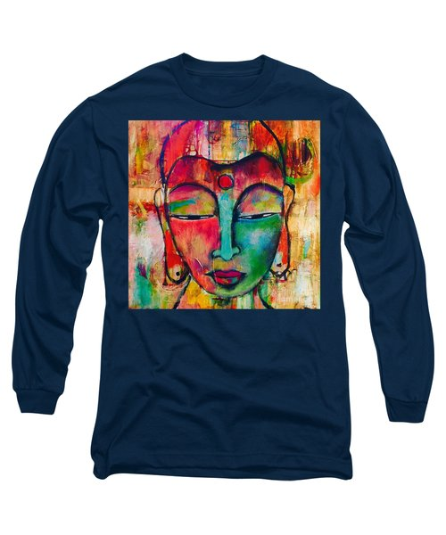 Inner Buddha  Long Sleeve T-Shirt