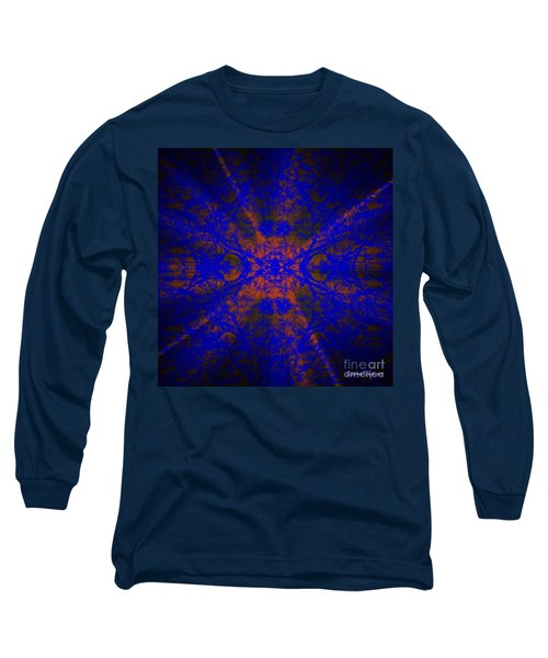 Inner Glow - Abstract Long Sleeve T-Shirt