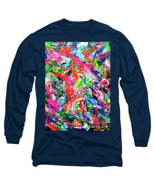 Inside My Mind Long Sleeve T-Shirt