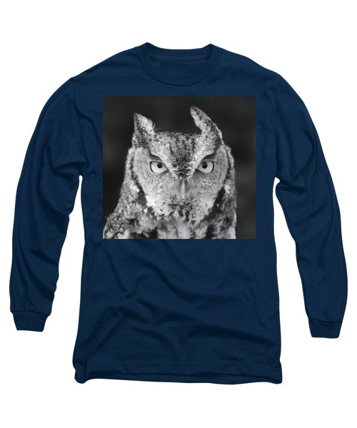 Long Sleeve T-Shirt featuring the photograph Intense Stare by Richard Bryce and Family