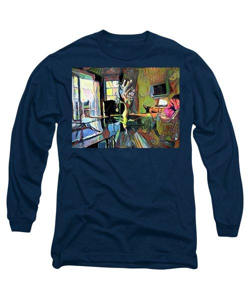 Interior Long Sleeve T-Shirt