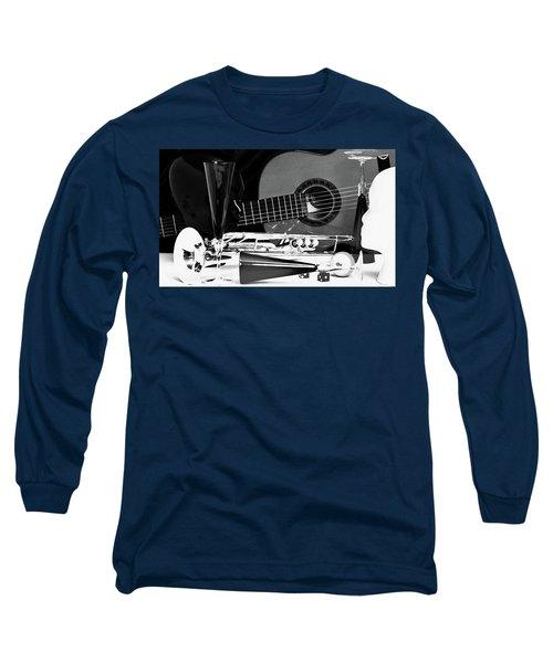Intermission Long Sleeve T-Shirt by Elf Evans