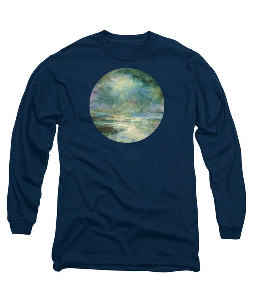 Into The Light Long Sleeve T-Shirt by Mary Wolf