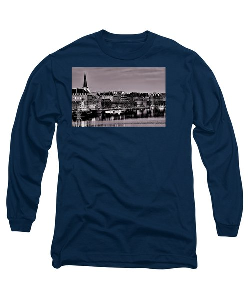 Intra Muros At Night Long Sleeve T-Shirt