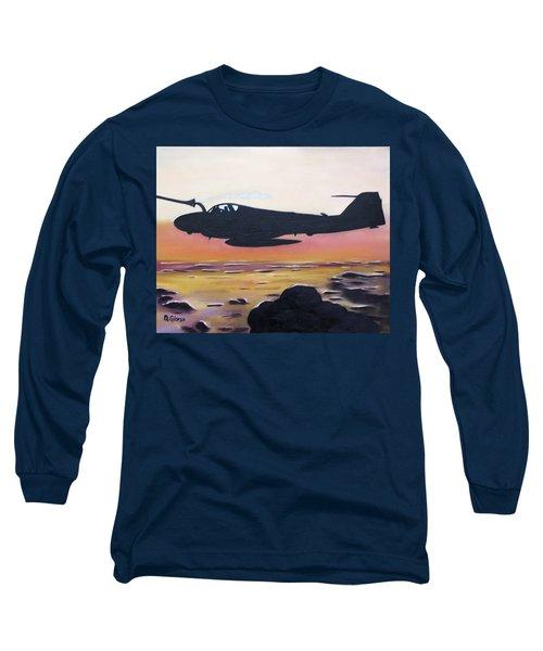 Intruder Refueling Long Sleeve T-Shirt